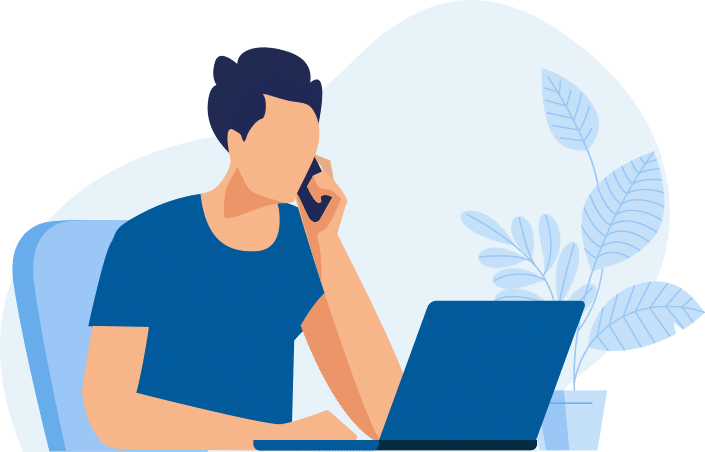 videocall-screen-illustration-blau-2